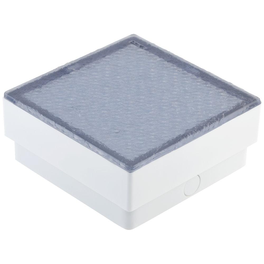 led bodeneinbau led stein ip67 230v 2 2w 6000k. Black Bedroom Furniture Sets. Home Design Ideas