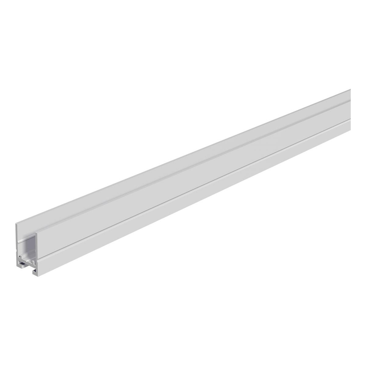 u profil f r led neon flex strip side view aluminium profil 97 5cm alu eloxiert. Black Bedroom Furniture Sets. Home Design Ideas