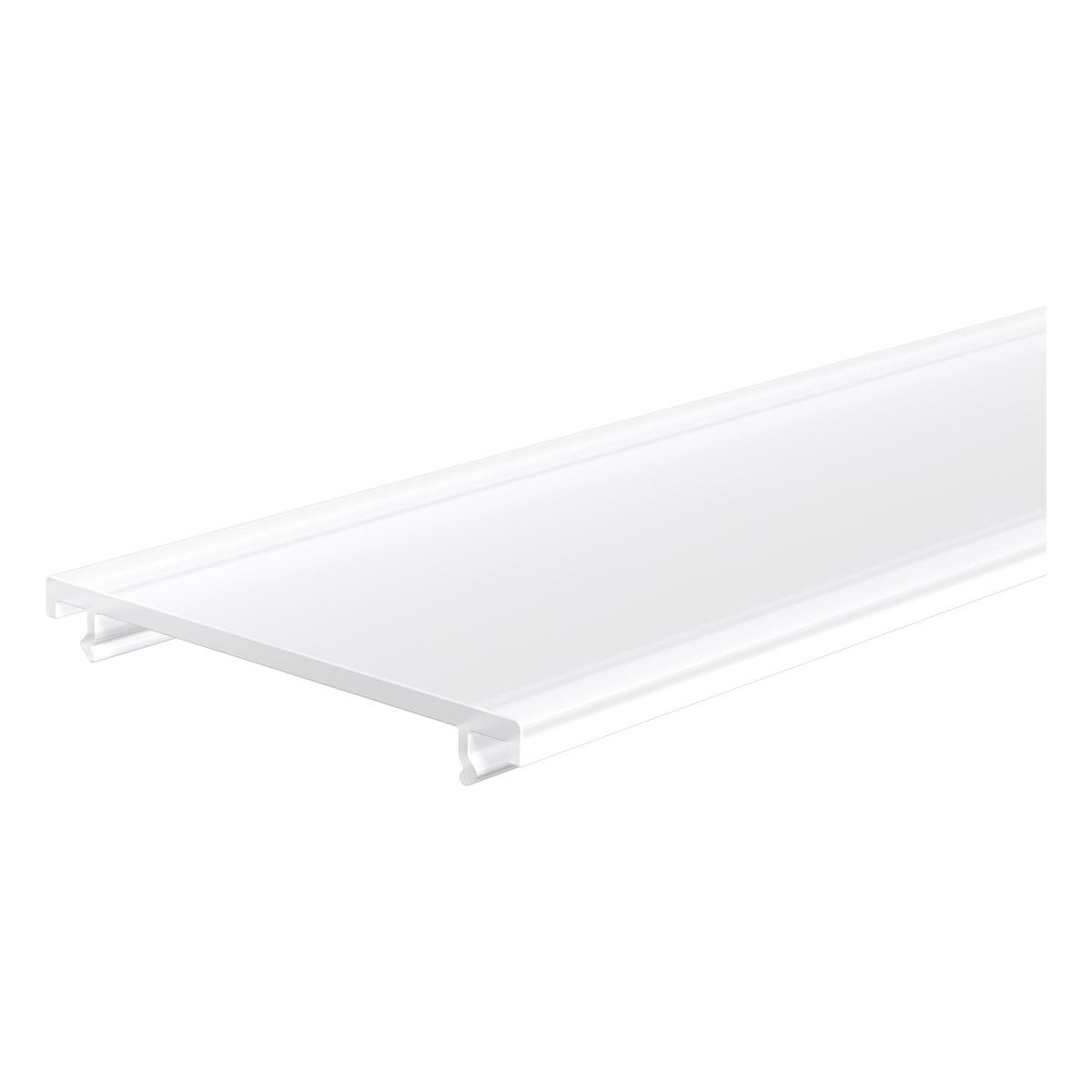 kunststoff abdeckung opal 200cm material uv best ndiges pmma transmissionsgrad ca 70. Black Bedroom Furniture Sets. Home Design Ideas